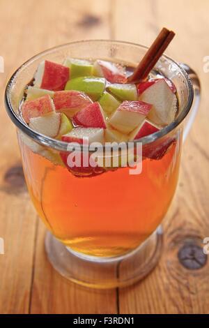 Apfel Cidre - Stockfoto