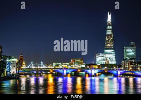 Finanzbezirk der City of London