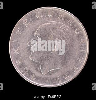 Ein-Lira-Münze isoliert beide Seite, 1922, Italien Stockfoto, Bild: 79827701 - Alamy