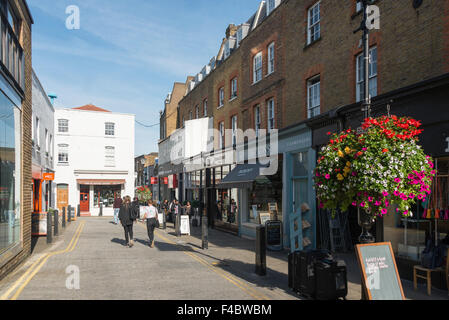Camden Passage, Islington, London Borough of Islington, London, England, United Kingdom - Stockfoto