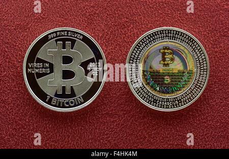 Bitcoin SilbermГјnze