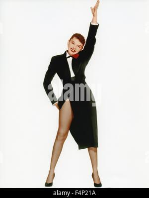 Judy Garland / A Star ist geboren 1954 unter der Regie von George Cukor - Stockfoto