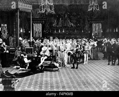 Intoleranz: Der Liebe Kampf während des Alters / 1916 unter der Regie von D.W. Griffith [Dreieck Verteilung] - Stockfoto