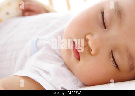 Baby-Schlaf - Stockfoto