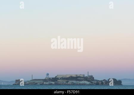 Insel Alcatraz, San Francisco, CA. - Stockfoto