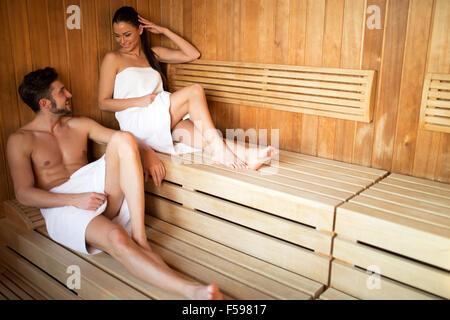 Sauna Mit Badekleidung