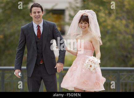 DIE Gelübde 2012 Columbia Pictures Film mit Rachel McAdams und Channing Tatum - Stockfoto