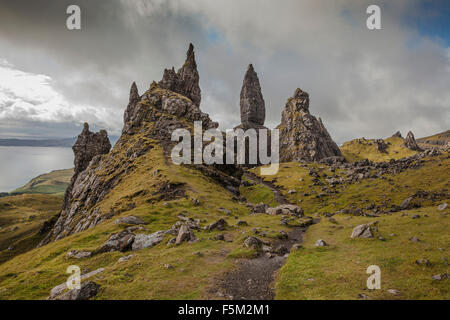 Storr in Skye - Stockfoto