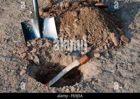Kriegsbeil Begraben