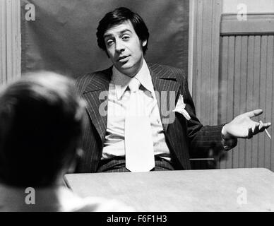 DATUM DER FREIGABE: 1971. STUDIO: MGM. PLOT: Dies ist die lustige Geschichte über zwei verfeindeten Mafia-Banden - Stockfoto