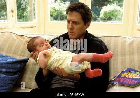 Erscheinungsdatum: 26. April 2002. FILMTITEL: About A Boy. STUDIO: Universal Pictures. PLOT: Basierend auf Hornbys - Stockfoto
