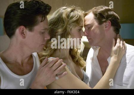 2. Oktober 2005; Los Angeles, Kalifornien, USA; Schauspieler KEVIN BACON als Lanny Morris, RACHEL BLANCHARD als - Stockfoto