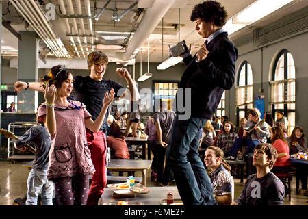 Datum der Freigabe: 25. September 2009. FILMTITEL: Ruhm. STUDIO: Lakeshore Entertainment. PLOT: Eine aktualisierte - Stockfoto