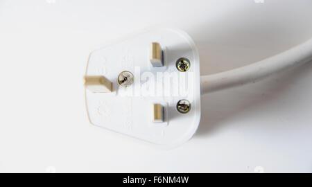 British standard 3-Pin Stecker und Steckdosen für den Hausgebrauch Haushalt