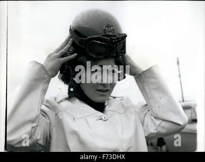 1954 Motorrad Gang Mitglied Schmierer Lederjacke. Sozius