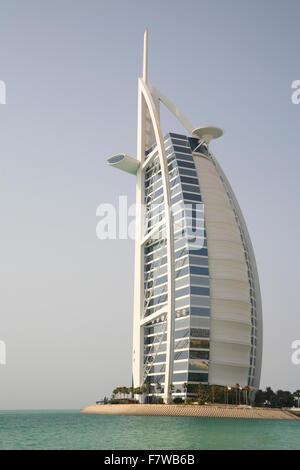 Burj Al Arab, Dubai, Vereinigte Arabische Emirate - Stockfoto
