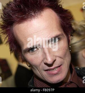 Datei. 3. Dezember 2015. SCOTT WEILAND, am besten bekannt als der Lead-Sänger für Stone Temple Pilots und Velvet - Stockfoto