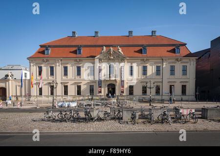 Jüdisches Museum Berlin, Deutschland - Stockfoto