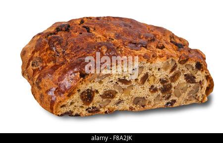 Bisciola, typische Valtellina Kuchen, Lombardei, Italien - Stockfoto