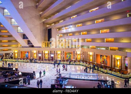 Das Luxor Hotel and Casino in Las Vegas - Stockfoto