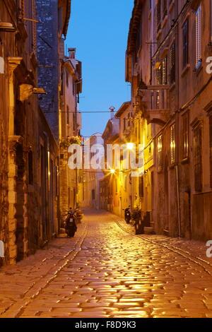 Altstadt von Rovinj, Kroatien - Stockfoto