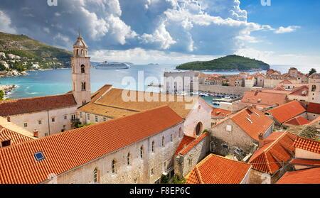 Dubrovnik, Kroatien - Stockfoto