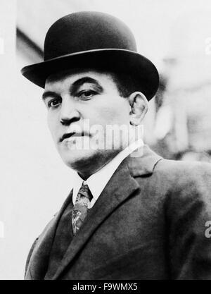 Vintage Foto von US-amerikanischer Boxer James J Jeffries - Weltmeister im Schwergewicht von 1899 bis 1905. Jeffries - Stockfoto