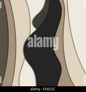 Zusammenfassung Hintergrund mit schwangeren Frauen-Silhouette für Ihr design - Stockfoto