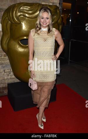 Die British Academy Children Awards statt im Roundhouse.  Mitwirkende: Kimberly Wyatt wo: London, Vereinigtes Königreich - Stockfoto