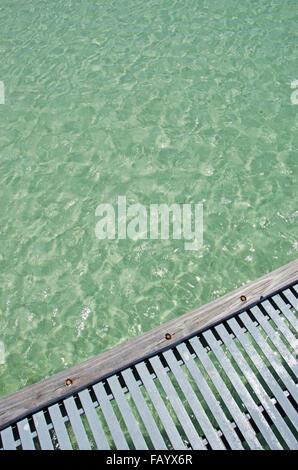 Key West, Schlüssel, Cayo Hueso, US-Bundesstaat Florida, Sunshine State, Küste, Golf von Mexiko, Atlantik, Vereinigte - Stockfoto