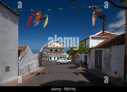 El Palmar, Teneriffa, Kanarische Inseln, Spanien - Stockfoto