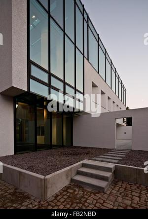 Naumburg, Friedrich-Nietzsche-Dokumentationszentrum - Stockfoto