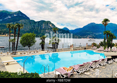 Hotel Am Comer See Mit Pool