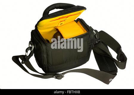 Besorgnis Tasche Mit Einer Kamera - Stockfoto