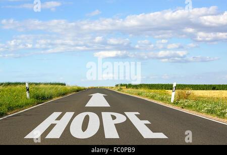 Hoffnung - Stockfoto