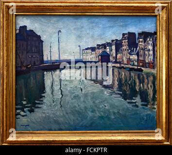 Albert Marquet, Le Bassin du Roy au Havre - Bassin du Roy in Le ...
