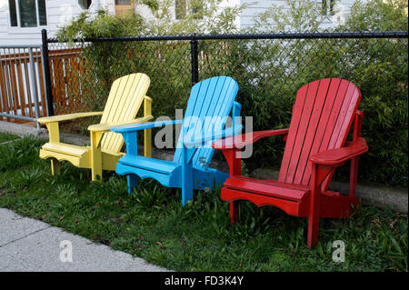 Myrtle Beach Adirondack Chairs