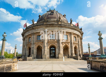 Europa, Deutschland, Berlin, Museumsinsel (Museumsinsel), Bode-Museum - Stockfoto