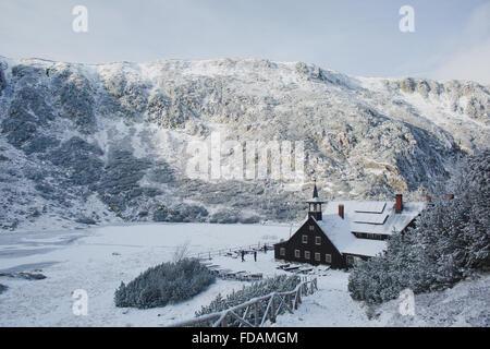 Winter Wonderland - Stockfoto