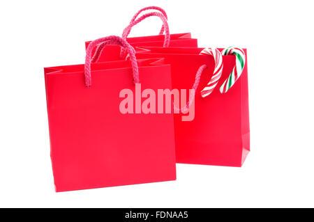 Geschenk, Geschenk-Tasche - Stockfoto