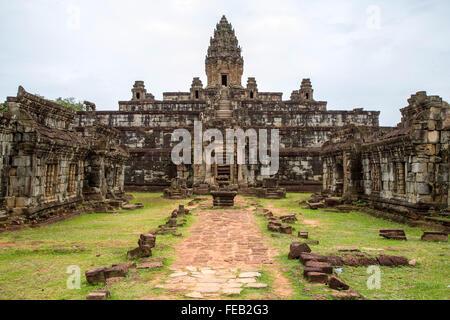 Bakong Tempel. - Stockfoto