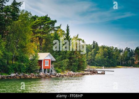eine alte finnische log sauna im winter sudbury ontario kanada stockfoto bild 49345471 alamy. Black Bedroom Furniture Sets. Home Design Ideas
