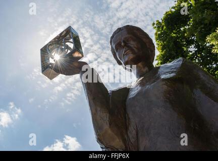 Erste frau nobelpreis