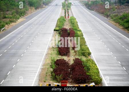 Mumbai Pune Expressway, Maharashtra, Indien - Stockfoto