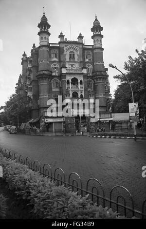 Majestätische Gästehaus; Bombay; Mumbai; Maharashtra; Indien 09/10 2010 - Stockfoto