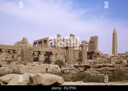 Karnak-Tempel - Stockfoto