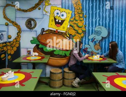 Spongebob Schwammkopf Stockfoto Bild 5977862 Alamy