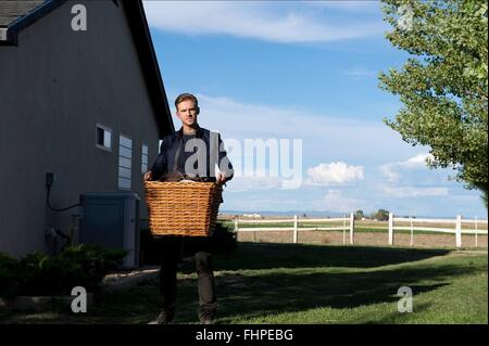 DAN STEVENS DEN GAST (2014) - Stockfoto