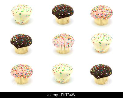 Cup Cakes - Stockfoto