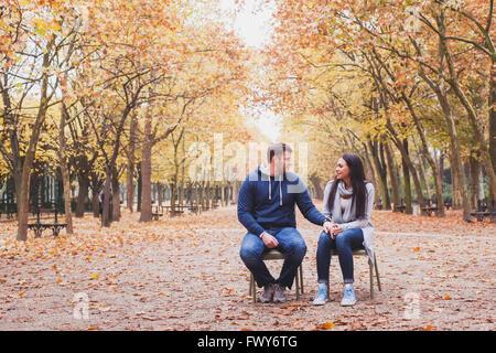 Mann und Frau-Beziehung, Familie Psychologie Konzept, Liebe und dating - Stockfoto